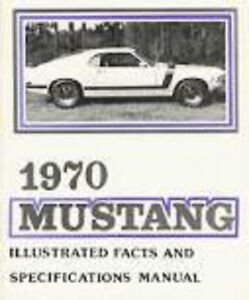 ford mustang mach  feature manual ebay