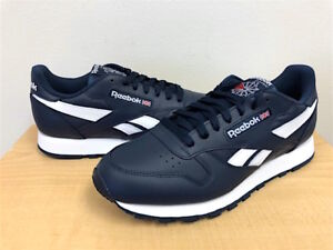 Image is loading MENS-REEBOK-CLASSIC-CL-LEATHER-MU-DV6592-Collegiate- 29abc1179