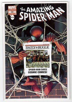 AMAZING SPIDER-MAN #666 Comic Store VARIANT 500 Copy Limited Ed COSMIC COMICS!