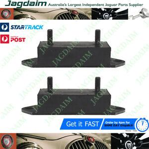 JAGUAR DAIMLER XJ6 XJ12 OBLONG GEAR BOX MOUNTINGS C32461 X 2
