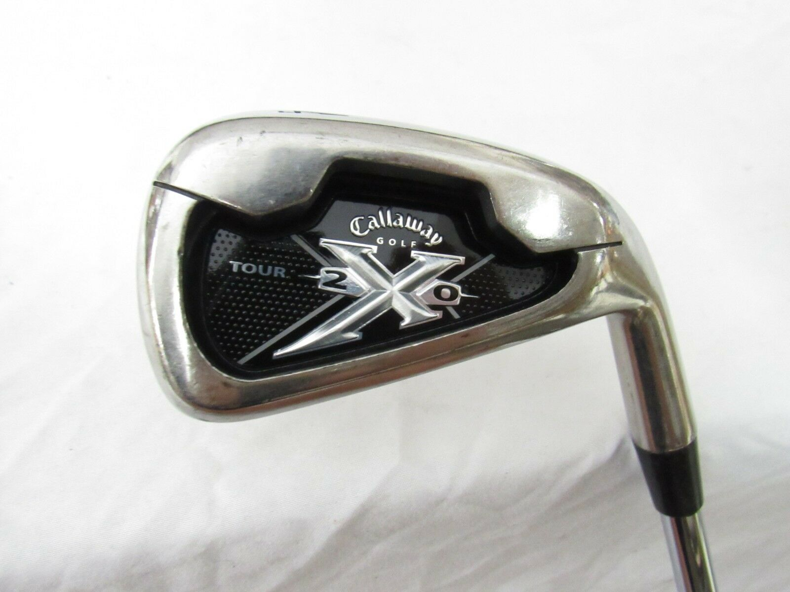 Used RH Callaway X-20 Tour Single 4 Iron Project X 5.0 Steel Regular Flex R