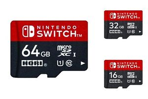 Sd Karte Micro.Details Zu New Official Hori Micro Sd Card 64 32 16 Gb For Nintendo Switch From Japan