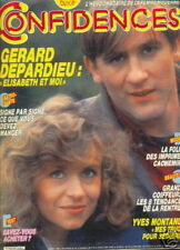 CONFIDENCES 1971 (12/9/85) GERARD DEPARDIEU (2)