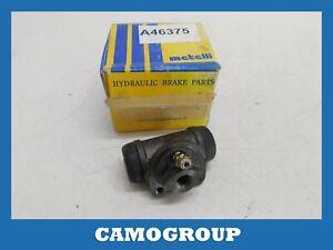 Cylinder Rear Brake Rear Wheel Brake Cylinder Metelli RENAULT Megane