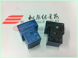 2pcs new SANYOU SLA-SH-112DMJ 30A Power Relay 4 Pin