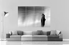 PAYSAGE ZEN LANDSCAPE B&W SERENITY Poster Grand format A0 Large Print