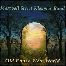 Maxwell Street Klezmer Band - Old Roots New World [New CD]
