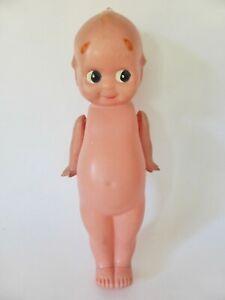 Adorable-1940s-Celluloid-Kewpie-Doll-Rare-Japan-10-inch-Vintage-Cupie-Kitsch