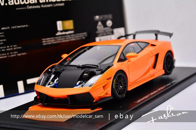 AUTOart 1 18 lamborghini gallardo LP560-4 Orange