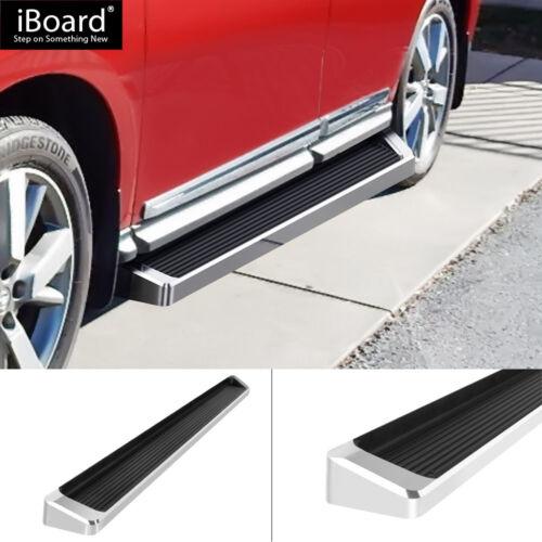 "Premium 6/"" iBoard Side Steps Fit 13-19 Nissan Pathfinder"