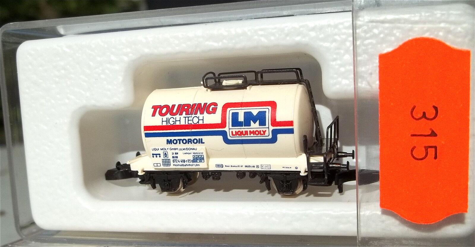 Lm Touring H-T Aceite de Motor,Vagón Cisterna Kolls 88716 Märklin 8612Z 1220