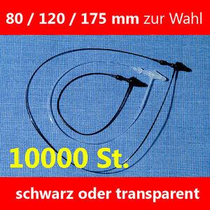 10000-St-Sicherheitsfaeden-fuer-Preis-Anhaenger-Etiketten-PP-ohne-Heftpistole