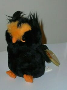 Ty Beanie Baby - HOOTSEY the Halloween Owl (Internet Exclusive)(6.5 Inch) MWMT