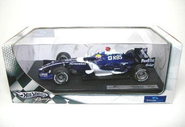 Williams fw28 n. 9 M. Webber formula 1 stagione 2006