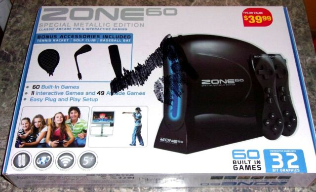 Zone 60 Special Metallic Edition New Free Usa Shipping