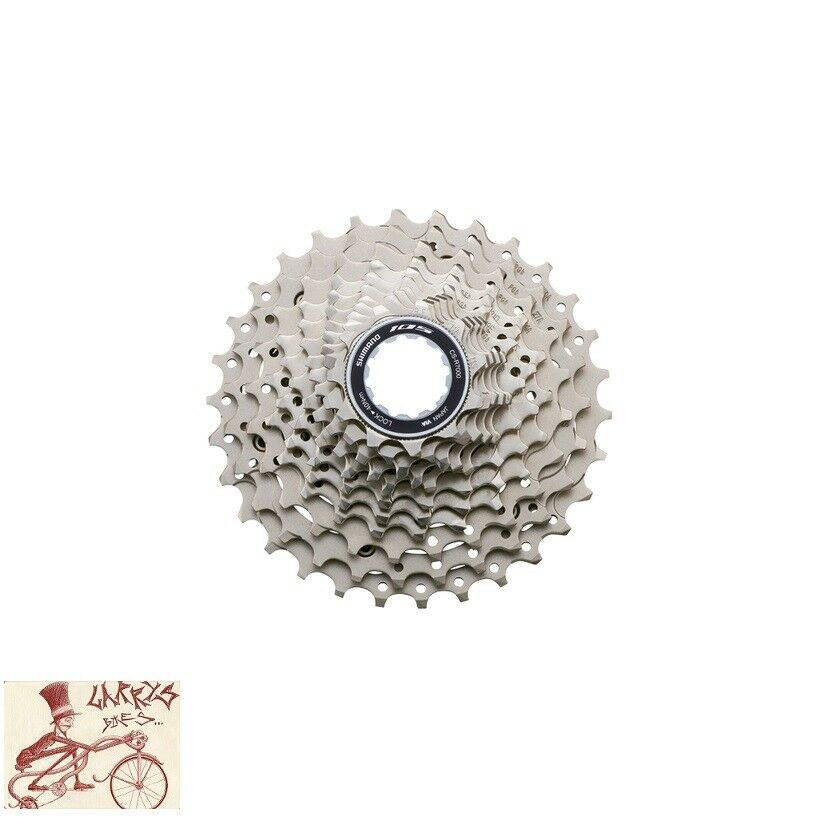 SHIMANO 105  R7000 11 SPEED---11-30T ROAD BICYCLE CASSETTE