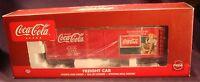 K-line Box Car O Scale Coca Cola Wood Sided Reefer K762-5105 In Box