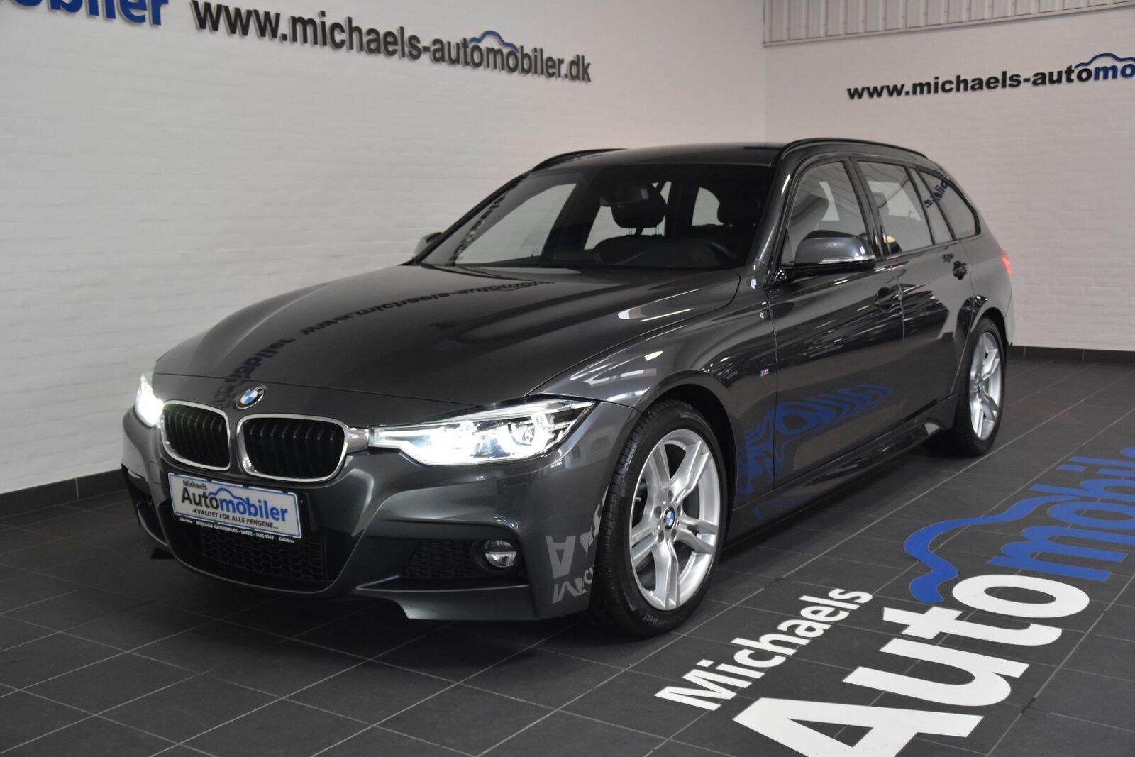 BMW 330i 2,0 Touring M-Sport aut. 5d - 449.900 kr.