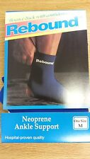 Rebound Neoprene Ankle Support, Small, MSRP $15.99