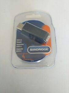 Banbridge Adaptateur USB B Femal- A Mâle Neuf BCP460 Nouveau UK Vendeur