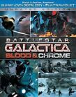 Battlestar Galactica Blood Chrome 0025192174865 Blu Ray P H
