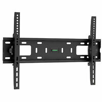 TV WALL BRACKET MOUNT TILT FOR 32 37 40 42 46 50 52 55 60 72 3D LED LCD PLASMA