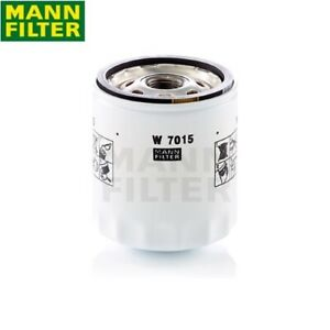For Jaguar XE F-Pace Land Rover Range Rover LR2 Engine Oil Filter Mann W7015