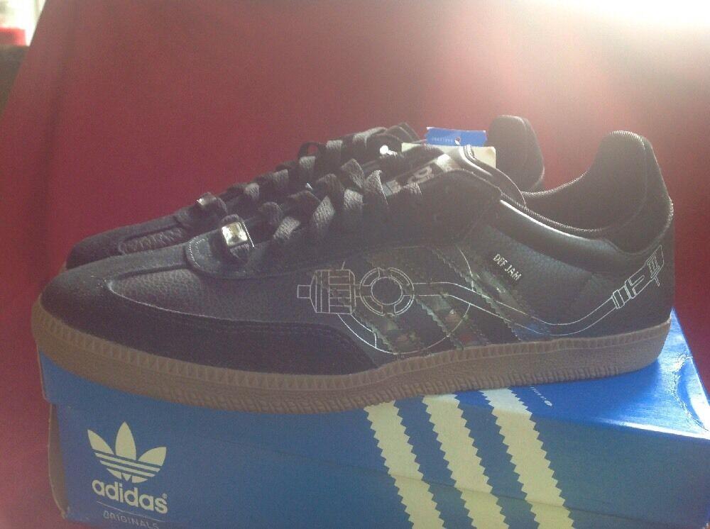 Adidas originals samba dj selten lp def jam selten dj männer schuhe größe 9 feder! b241ca