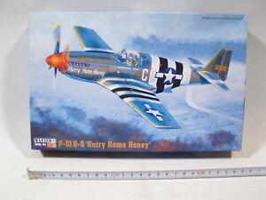 Master-Craft-Hobby-Kits-30490-P-51-B-5-Hurry-Home-Honey-1-72-sealed-in-box-357