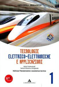 Tecnologie-elettrico-elettroniche-e-applicazioni-A-Mondadori-cod-9788824738729