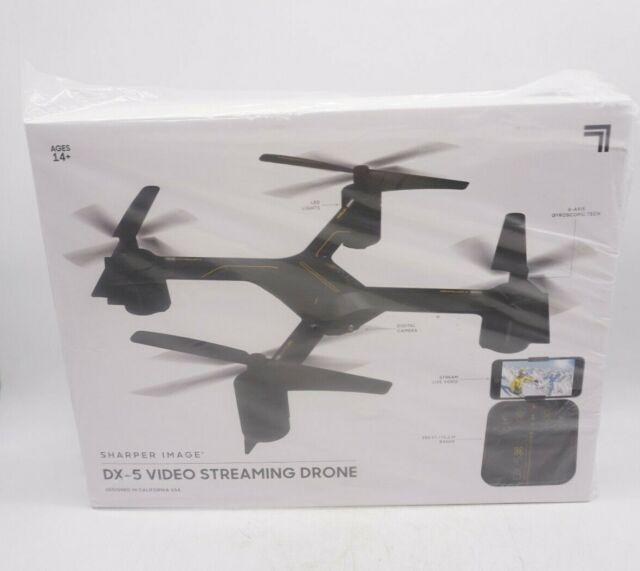 2019 Sharper Image Dx-5 Video Streaming Drone for sale online   eBay