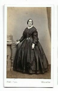 Silk-Victorian-Era-Dress-Photo-by-F-C-Earl-Worcester-6133