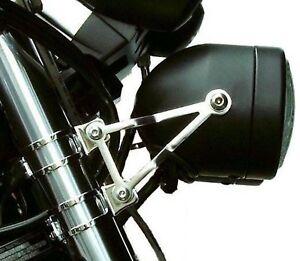 Lampenhalter-Scheinwerferhalter-Halter-Schelle-Kawasaki-ZR-750-Zephyr-ZR750-ZR-7