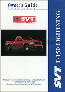 2001 ford f150 user manual