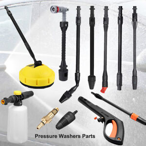 Pressure Washer Parts Accessories Cleaner Head Nozzle Lance Bottle For Karcher Ebay