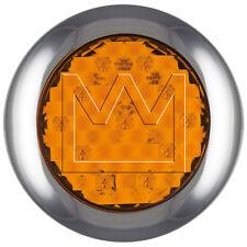 MONARK LED 12 V & 24 V BLINK - LEUCHTE FÜR ANHÄNGER LKW CARAVAN TRUCK TRAILER