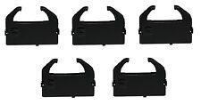 5x Farbband  Gruppe 651 für Epson LQ 2550 H.D. NYLON schwarz Ribbon