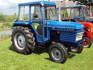 leyland 255 and 270 tractor workshop manual on cd or download ebay rh ebay co uk Leyland 270 Tractor Diesel Leyland 270 Tractor Brakes