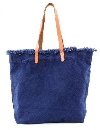 ESPRIT Phoenix Shopper Schultertasche Shopper Tasche Ink Blau Neu
