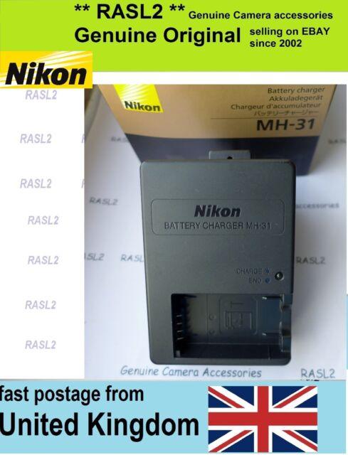 Battery Charger for Nikon En el24 Mh 31