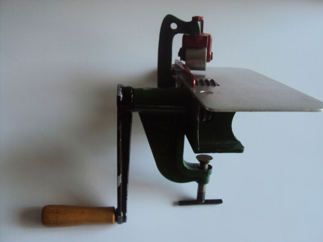 Vintage Rigby Cloth Stripping Machine Portland Maine