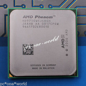 AMD PHENOM 9750 DRIVER DOWNLOAD FREE