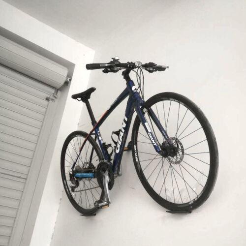 3Pcs Black Bike Bicycle Cycling Pedal Tire Wall Mount Storage Hanger Stand Rac