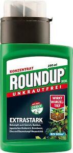 Roundup-Spezial-Unkrautfrei-Konzentrat-250-ml-Unkrautvernichter