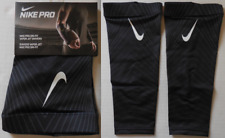 Nike Unisex Pro Dri-Fit Vapor Jet Arm Shivers Black//Dark Grey//White Size OSFM