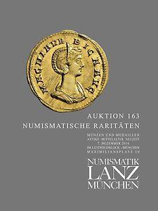 LANZ-AUKTION-163-Katalog-7-Dezember-2016-Numismatische-Raritaeten
