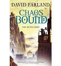 Chaosbound: A Runelords Novel (The Runelords)-ExLibrary