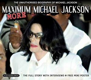 MICHAEL-JACKSON-More-Maximum-Michael-Jackson-CD