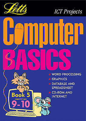 1 of 1 - (Good)-Computer Basics Book 5 (9-10): (Suggested Ages 9-10) Bk.5 (Paperback)--18