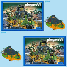 Playmobil * PIRATE ADVENTURE ISLAND 5134 * Spares * SPARE PART SERVICE *